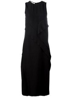 свободное многослойное платье Cédric Charlier