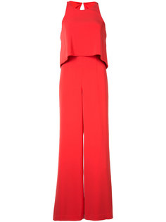 layered sleeveless jumpsuit Jay Godfrey