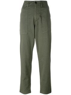 брюки с завышенной талией Barena