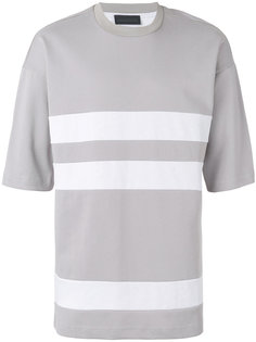oversized striped T-shirt Diesel Black Gold
