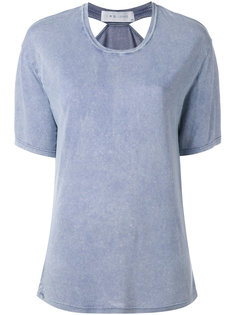 Tylan cutout faded effect T-shirt Iro
