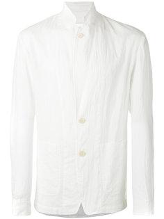 пиджак с эффектом помятости Ann Demeulemeester Icon