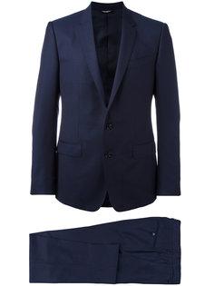 классический костюм-двойка Dolce & Gabbana
