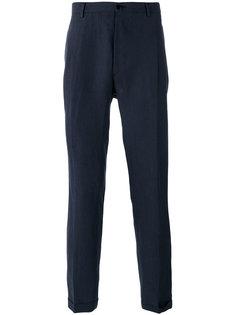 брюки со складками Etro