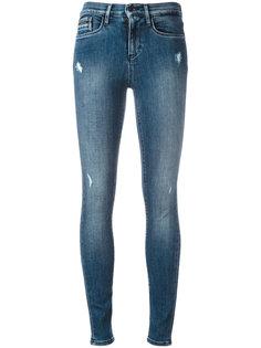 джинсы скинни с завышенной талией Calvin Klein Jeans