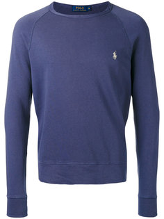 logo embroidered sweatshirt Polo Ralph Lauren