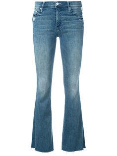 слегка расклешенные джинсы Mother