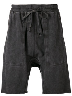 drop-crotch shorts Isaac Sellam Experience