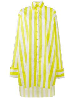 свободное платье-рубашка Marquesalmeida
