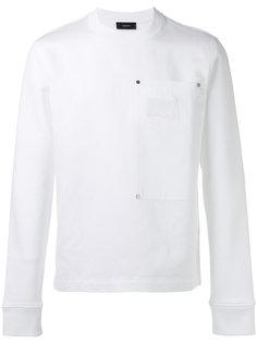 Patch pocket sweatshirt  Joseph