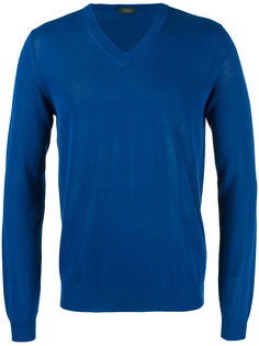 V-neck sweater  Zanone