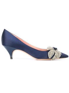 туфли с кристаллами Rochas