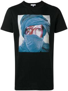 футболка с принтом Bowie Les Benjamins