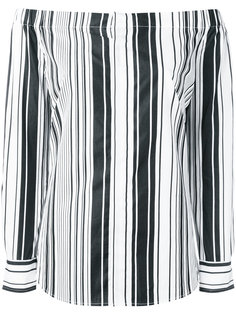 блузка в полоску Polo Ralph Lauren