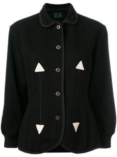 пиджак с выточками Jean Paul Gaultier Vintage