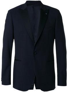 классический пиджак с заостренными лацканами Lardini