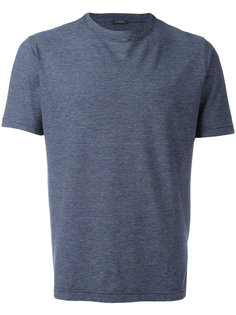 классическая футболка Zanone