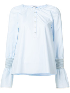 henley blouse  Derek Lam 10 Crosby