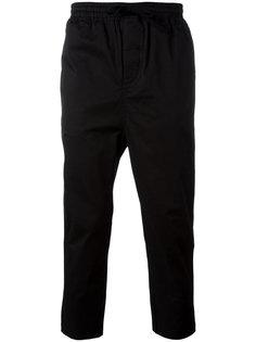 укороченные брюки Stampd