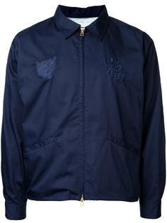 куртка на молнии monkey time