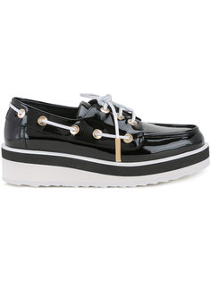 Marina boat shoe loafers Pierre Hardy