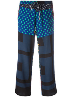 printed trousers  Pierre-Louis Mascia