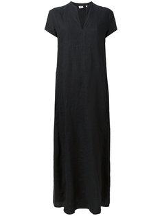 платье с фигурным вырезом Aspesi