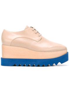 ботинки на платформе со шнуровкой Elyse Stella McCartney