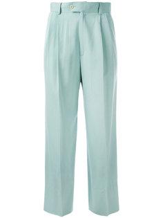 брюки прямого кроя Guy Laroche Vintage