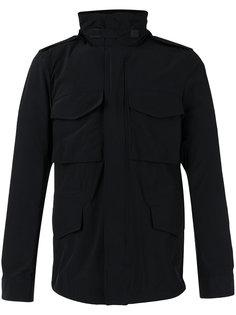 куртка с отворотной горловиной Aspesi