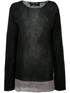 вязаный свитер Homme Plus Comme Des Garçons Vintage