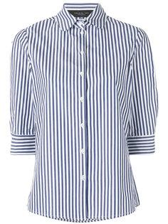 полосатая поплиновая рубашка Federica Tosi