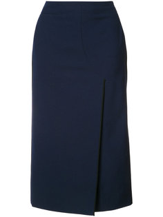 front slit midi skirt  Jason Wu