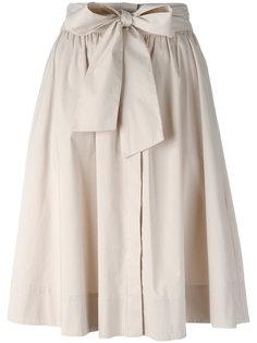 pleated skirt Steffen Schraut