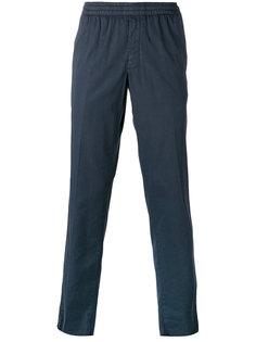 спортивные брюки кроя слим Dondup