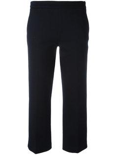 классические укороченные брюки Odeeh