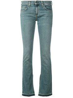 джинсы с шлицами  Rag & Bone /Jean