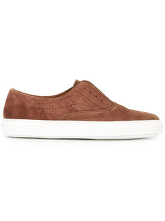 brogue slip-on sneakers Fratelli Rossetti