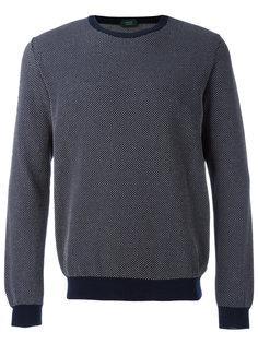 трикотажный свитер Zanone