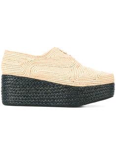 туфли на платформе Pintom  Robert Clergerie