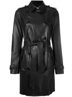 Astar double-breasted coat Desa Collection