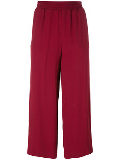 cropped straight trousers IM Isola Marras