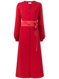 длинное платье на пуговицах Racil