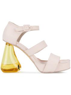 босоножки с каблуке Simone Rocha