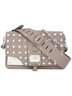 сумка на плечо с заклепками Stardust Versace