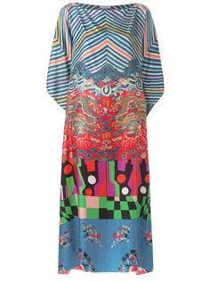 printed maxi dress  Pierre-Louis Mascia