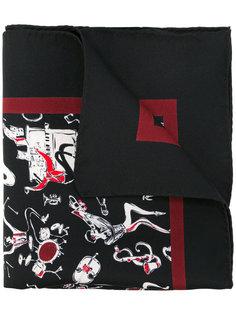 нагрудный платок с принтом jazz Dolce & Gabbana