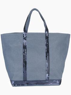 сумка-тоут с отделкой пайетками Vanessa Bruno