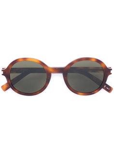 солнцезащитные очки Classic 57 Saint Laurent