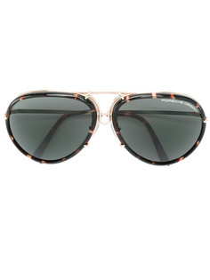 round frame sunglasses  Porsche Design